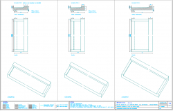 Furniture Sofa plan dwg file