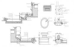 Garden Automation Design Free DWG File