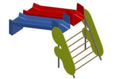 Garden Free 3d CAD blocks Download