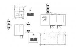 Generator Room Plan