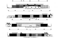 Grid Store Layout Elevation