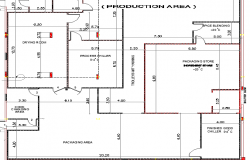 Ground Floor Layout Plan Jeddah-Sapco dwg file