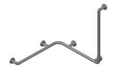 Hand rails detailing