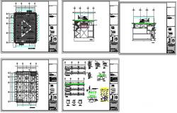 Heliport design study