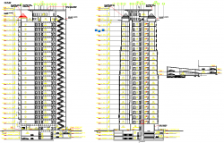 High Rise Residential Building Project Detail