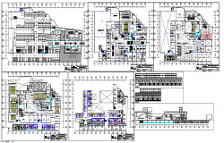 Historic centre construction details drawings