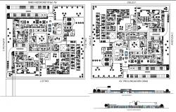 Hospital AutoCAD Plan Download