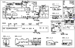 Hospital layout plan