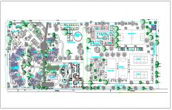 Hotel architecture paln