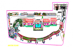 Hotel Porto Marina Final layout