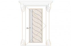 House Door elevation design