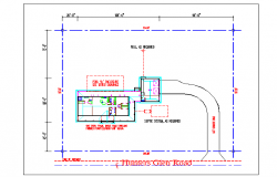 House Key PLan LAy-out