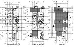 House Plan Drawing Samples