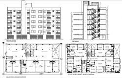 House Shop Combo Floor Plans
