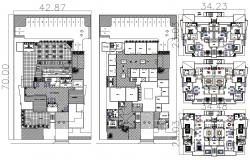 Download House Plan CAD File