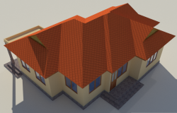 House detail dwg file