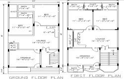 House floor plan details