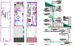 Housing detail design drawing