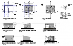 Housing for plan autocad file