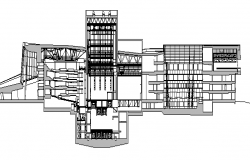 Industrial Plant Design and Layout dwg file