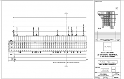 Industrial master architecture plan at kuwait