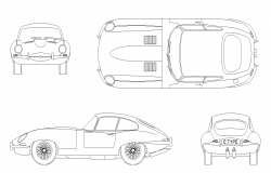 Jaguar plan detail dwg.