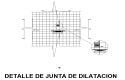 Joint wall plan detail