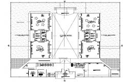 Kids School Plan AutoCAD File