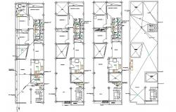 Kitchen And Toilet  Detail Plan Of Apartment AutoCAD File Free