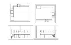 Kitchen Furniture Plan