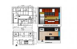 Kitchen design and detail