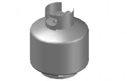 LPG gas cyclinder details