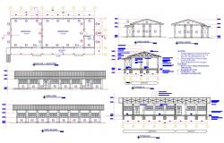 Laboratory Project In AutoCAD Software File