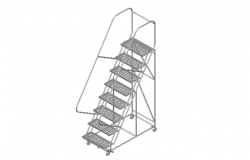 Ladder 3d file