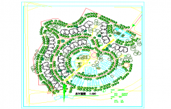 LandScapping Lay-out design