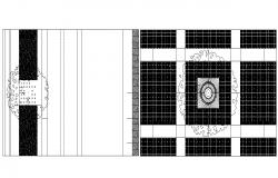 Landscape Architecture AutoCAD File Free