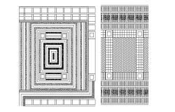 Landscape design Plan Free Download CAD drawing
