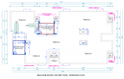 Layout plan of Building design