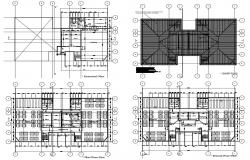 Library Design Plan Layout File
