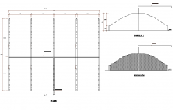 Line plan detail dwg file