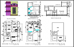 Living House plan