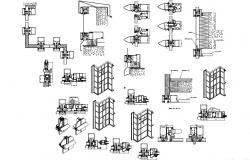 Machinery Detail CAD File Free