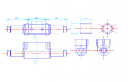 Machinery Part design