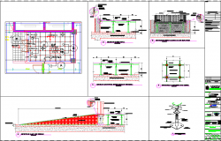 Main building Construction plan