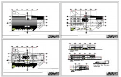 Market plan & Elevation design project