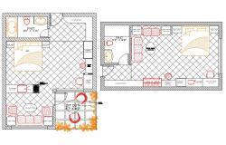Master Bedroom Plan AutoCAD File