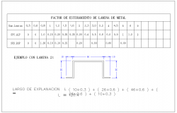 Mathematics and measurement detail dwg file