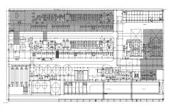 Mechanical Design CAD Drawing