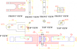 Mechanical joints design