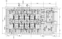 Meeting Room Design Architecture Plan